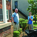 Dell Volunteers at Wallace Group Home in Nashville