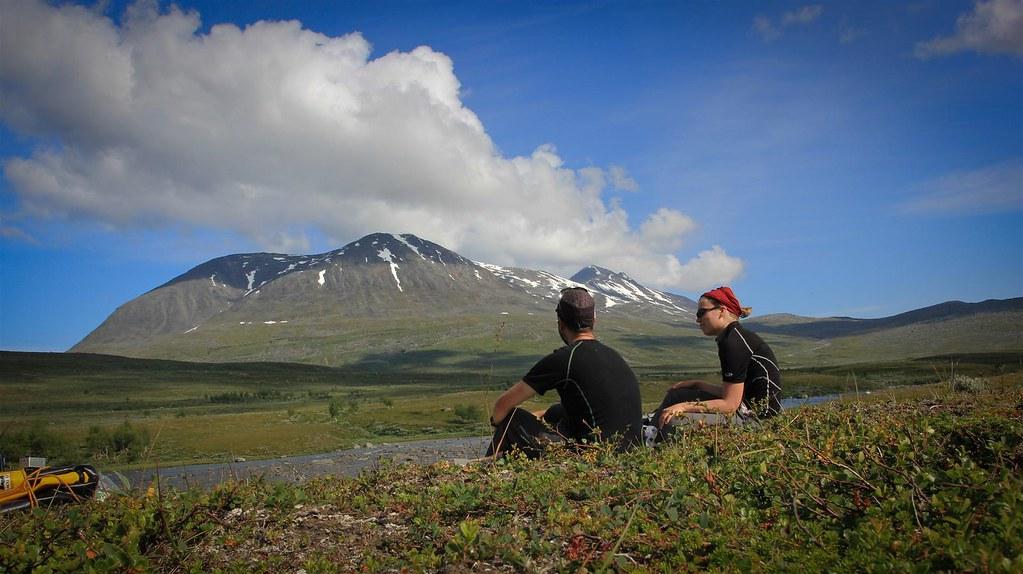 Áhkká, proud garder of Laponia