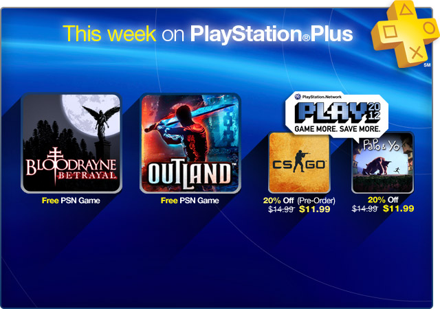 PlayStation Store Update 8-14-2012