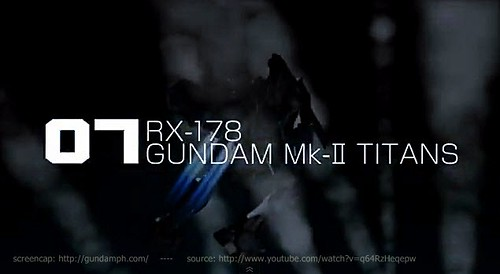8 - RG Gundam MKII TITANS (1)