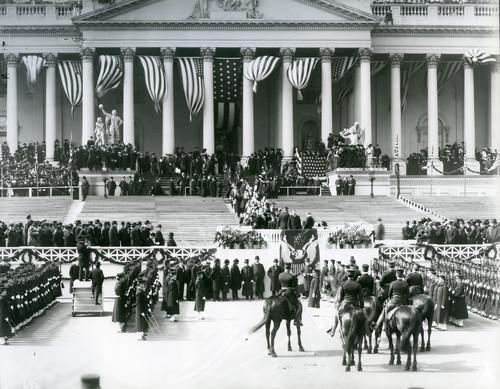 1905 Inauguration of Theodore Roosevelt