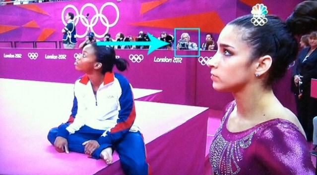 David Burnett Olympics