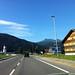 Schon in der Früh hatte es im Bregenzerwald 20 Grad ...