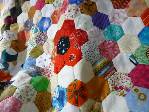 hexies from the middle august 2012