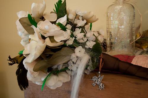More heavily-symbolic bouquet
