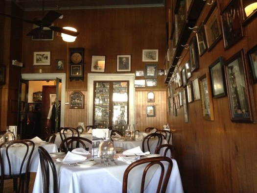 Tujague's, New Orleans