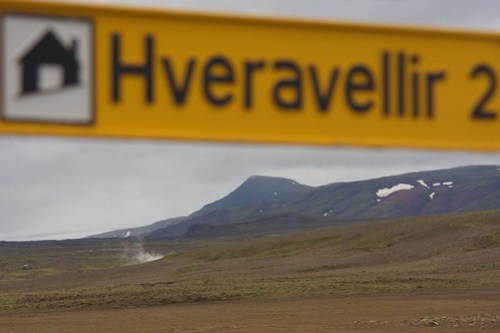 Jeep-Tour to Hveravellir