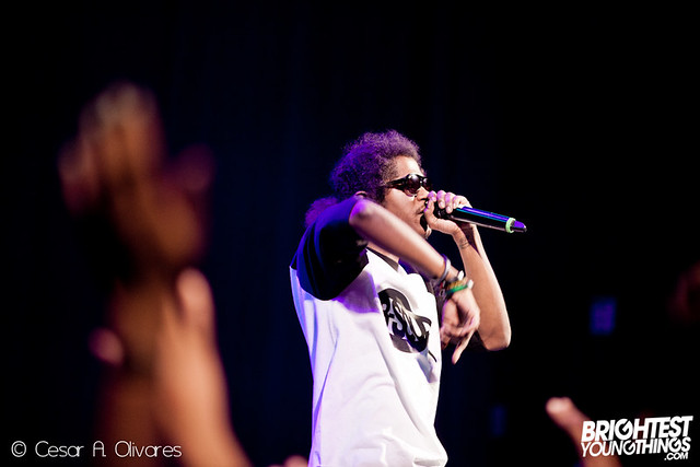Kendrick Lamar @ The Howard Theatre