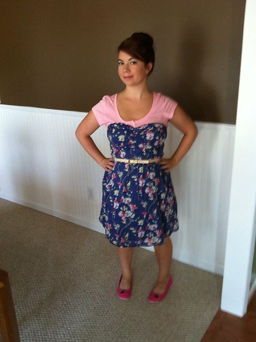 8/8/12 Outfit: I am Lazy