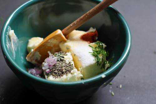 herb butter ingredients
