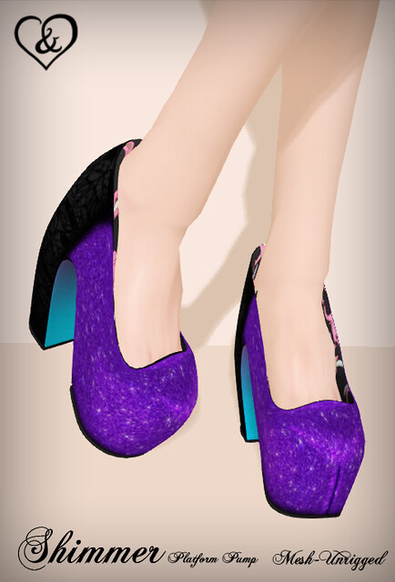 Shimmer Shoes