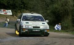 Ford Sierra RS Cosworth - Córcega 1988