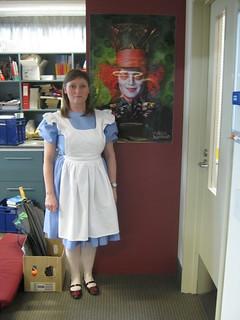 Alice aka Ms White