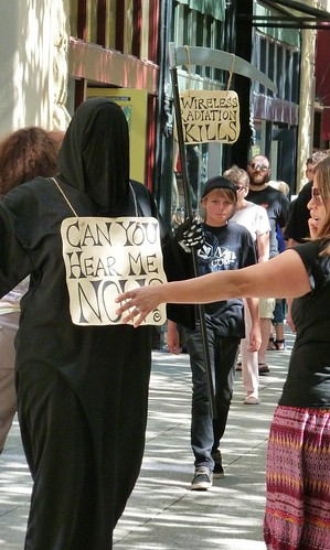 Santa Cruz Protest by dyannaanfang