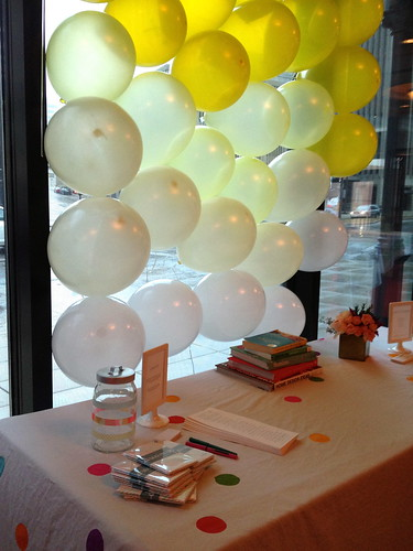 Blogs & Books table