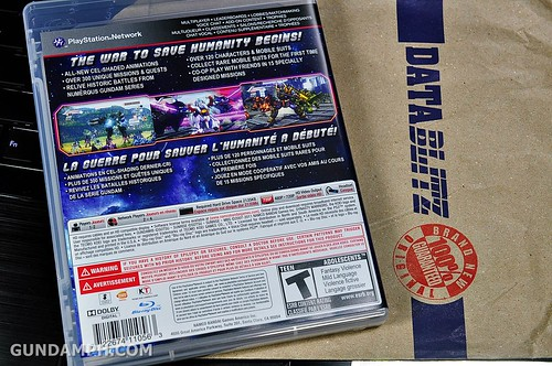 new haul DYNASTY WARRIORS GUNDAM 3 (2)