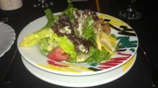 Picaso Boutique House salad