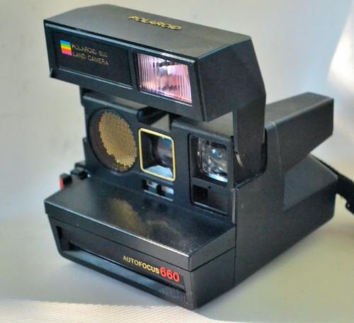 Polaroid 660 by gnawledge wurker