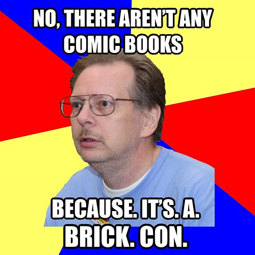 The Rules of BRICKCON