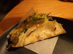 Celeriac taco