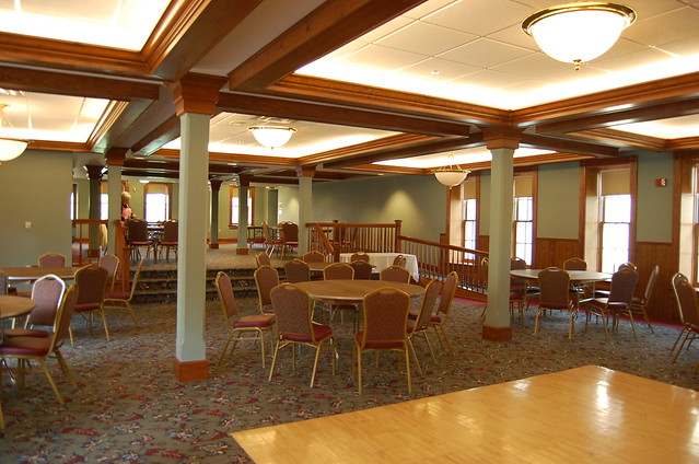 Dining hall today