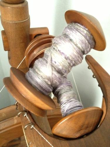 Dove yarn 2