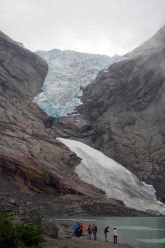 245 Glaciar Briksdal