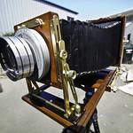 Processo de colódio úmido, wet plate ou ainda tintype - 2