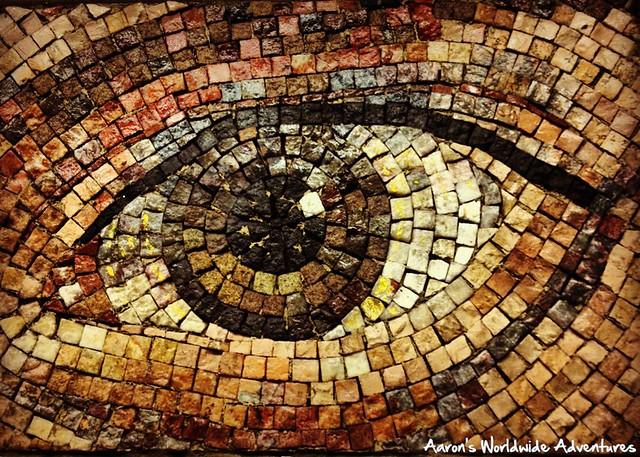 NYC Subway Mosaic