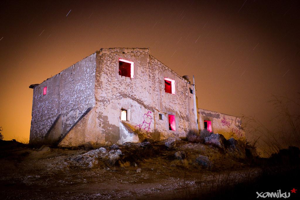 Casa abandonada Busot