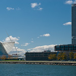 Milwaukee Art Museum - Quadracci Pavilion