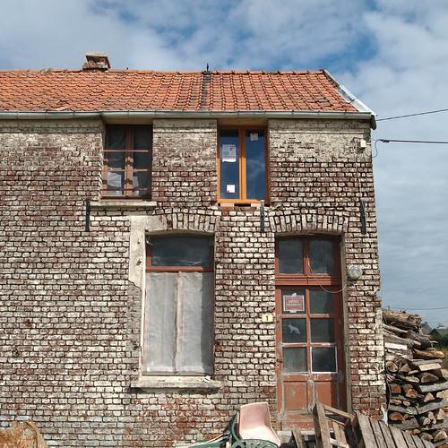 la première fenêtre est posée