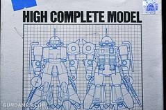 HCM MS-06R-2 Johnny Ridden's Zaku-II (144 scale) 1984 make (7)
