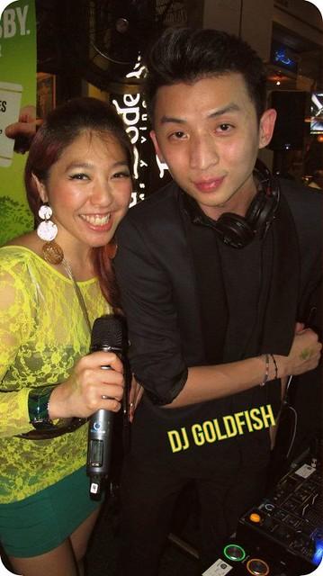 Somersby Garden Party DJ Goldfish