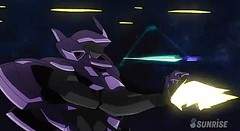 Gundam AGE 4 FX Episode 46 Space Fortress La Glamis Youtube Gundam PH (131)