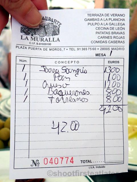 La Muralla Bar Restaurante-007