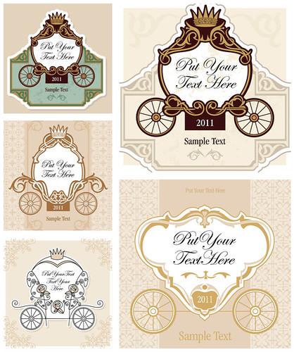 classic-wedding-invitation-card-templates-vector