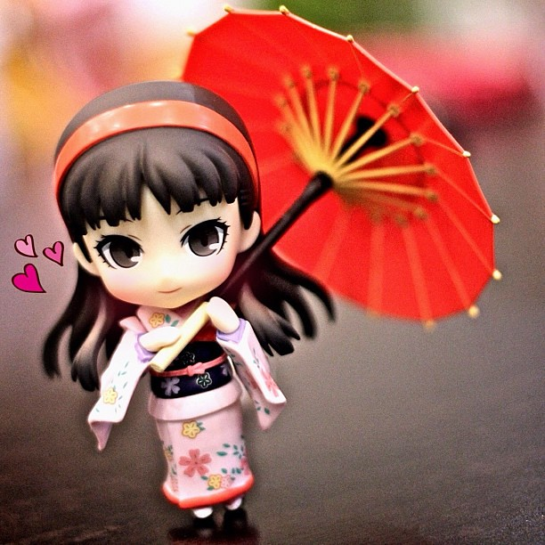 Yukiko Amagi by rendoroid