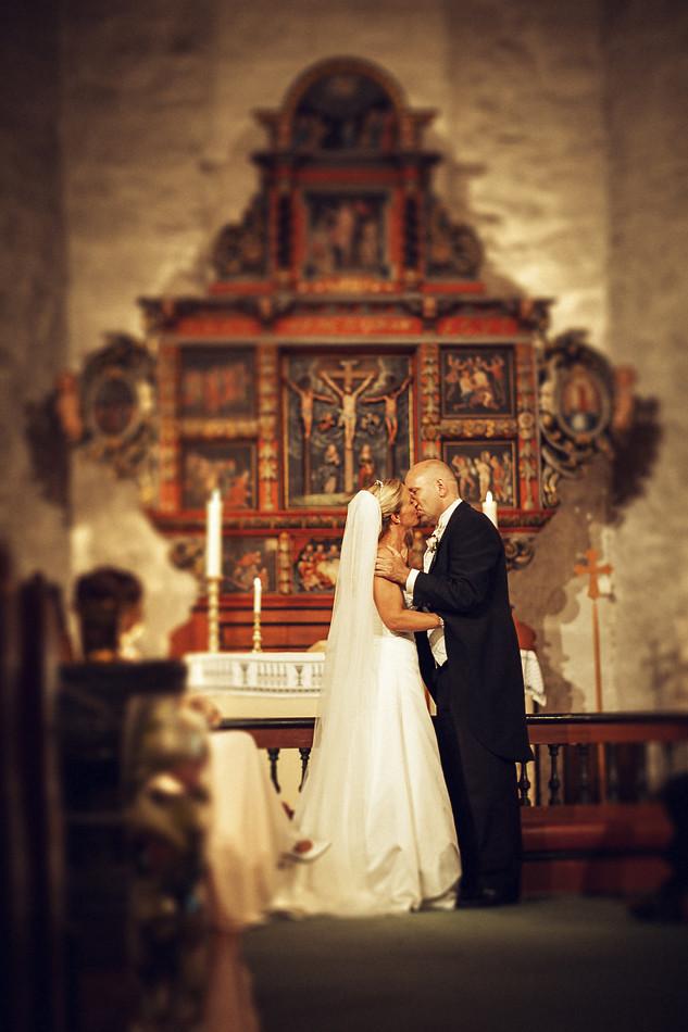 Bryllup, Lennart & Kathrine
