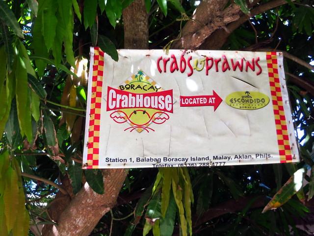 Boracay Crab House