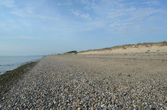 National Seashore beach