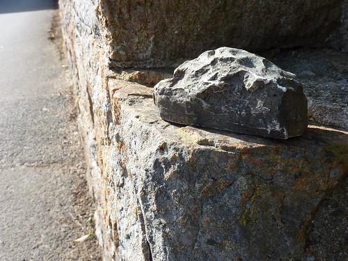 géocache caillou pierre