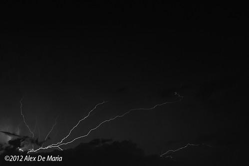 Una notte di tempesta...