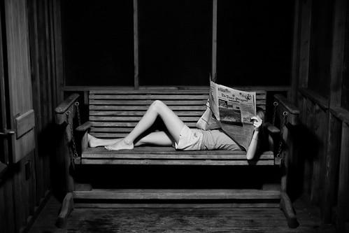 Babeth + Times Picayune by Yann Beauson
