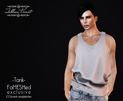 ~Tableau Vivant~ faMESHed Tank