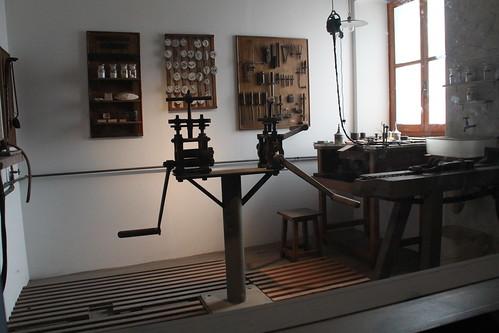 Jeweller's workshop