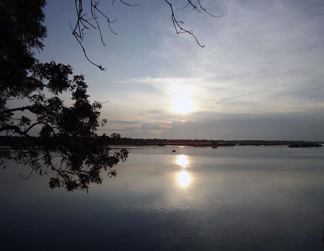 Sunset @ Mukkampur, Karur