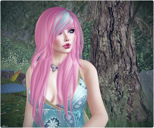 Style - There's no dye in the woods!