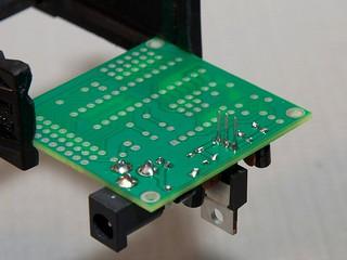 S2Duino (4-5) Voltage Regulator & Power Select Jumper