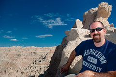 Dave in the Badlands #2